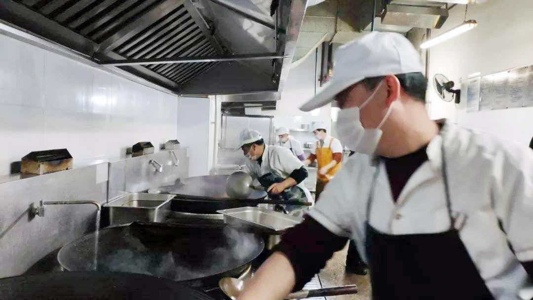食堂工作者