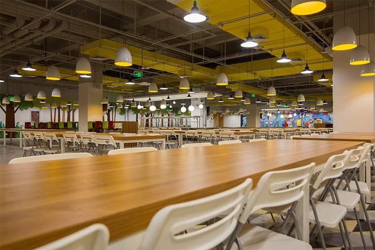 科技园食堂承包